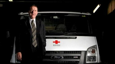 """Australian Red Cross chief executive Robert Tickner  said the news was """"especially hurtful"""" as the organisation prepared to celebrate its centenary """"after 100 years of service to the people of Australia""""."""