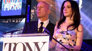Bruce Willis and Mary-Louise Parker announce the Tony nominees, revealing surprises and snubs.