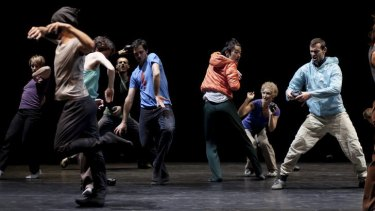 The Forsythe Company's <i>I Don't Believe in Outer Space</i>.
