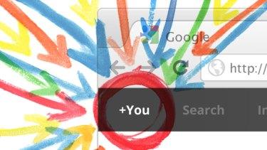 Google+.