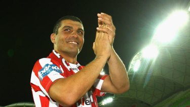 New coach ...  John Aloisi will manage Melbourne Heart.