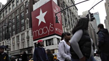 Macy's is halfway through turning its ship around.