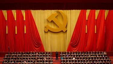 China's economic boom has allowed President Xi Jinping to bask in glory at the 19th Congress of the Communist Party this week.
