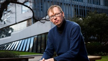 Professor Christian Haesemeyer, a mathematician at the University of Melbourne, has raised concerns about proposed changes to the university's workplace agreement.