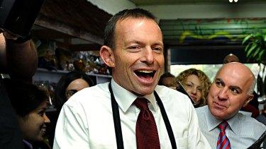 """Suppository of all wisdom"" gaffe ... Tony Abbott"