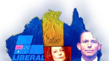 Australia is a nation sharply divided. <I>Graphic: Dionne Gain</i>