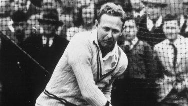 Vale: Australian cricketer Arthur Morris/