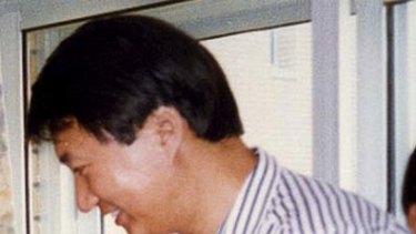 A file image of Rio Tinto executive Stern Hu.