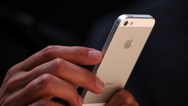 Australian Apple devices, including the iPhone, are being hijacked by a hacker and held ransom.