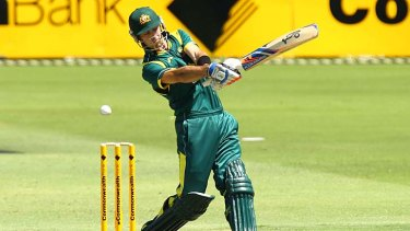 """"""" Strap on your seat belt, here comes the Big Show! """" ... Glenn Maxwell."""