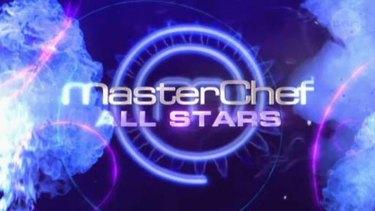 It comes in blue ... MasterChef All Stars