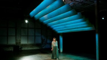 Jodie Harris in <i>The Sound of Waves</i>.