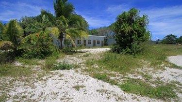 No paradise ... Nauru awaits boat arrivals.