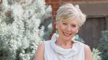 Celebrity chef Maggie Beer