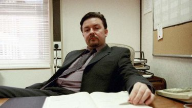 Ricky Gervais as the ambitious David Brent in The Office. Al-Qaeda has its share of HR issues too a cache of letters found in North Africa show.