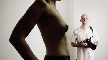 Photographer Philip Werner is focusing his lens on breasts for his latest body image project.