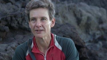 Dr Vanessa Wills, the surgeon and rock climber who caught Vanessa.