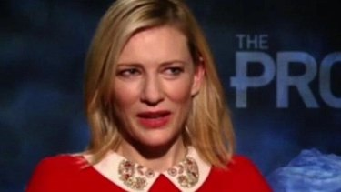 The project channel 10 cryptocurrency cate blanchett