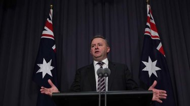 Happy to help: Anthony Albanese is receptive to working with club bosses.