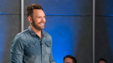 <I>The Joel McHale Show with Joel McHale</I> will tackle the highs and lows of pop culture.