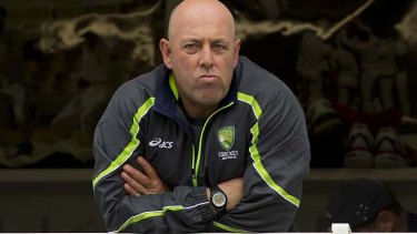 Australia's coach Darren Lehmann says the team cannot continue to depend on the lower order to bail out specialist batsmen.