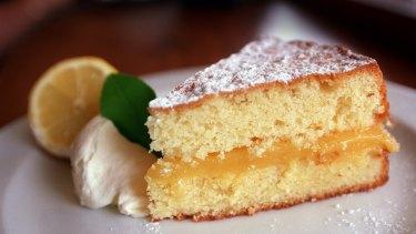 Eating cake: Retiring gracefully.