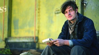 Paradise lost ... Sam Riley stars as Kerouac's fictionalised alter ego, Sal, in Walter Salles' adaptation.