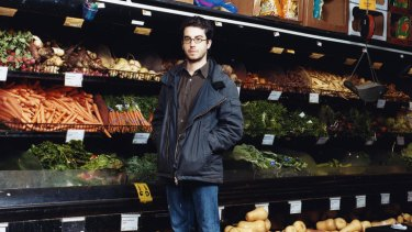 Thinking outside the lunch box ... Foer spent three years dissecting animal agriculture, including an undercover raid on a turkey farm.