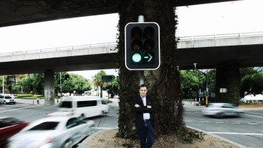 David Rohrsheim, CEO Uber Australia.