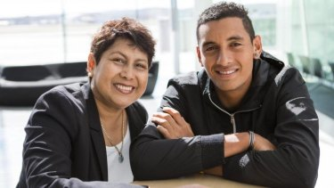 Nick Kyrgios and royal mum, Nill, can claim tennis crown ...