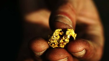 Gold fever: how to be a gold prospector