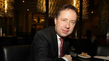 """""""I absolutely do know why Qantas is important. I'm more passionate about it than a lot of people"""" ... Alan Joyce."""