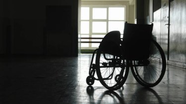'A disabled woman spent almost three days with broken legs before she received appropriate treatment.'