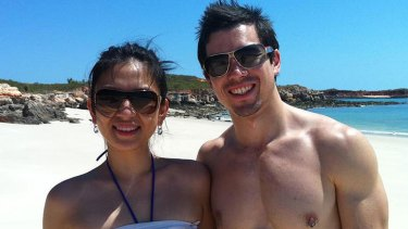 Adam Gaffney, 27, reported to be the pilot who lost his life in Wednesday night's plane crash in Broome.
