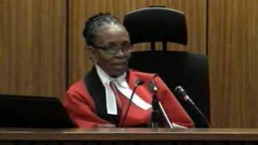 Judge Thokozile Masipa will rule on the Oscar Pistorius murder trial.