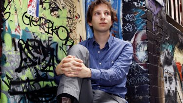 Ben Naparstek, editor The Monthly.