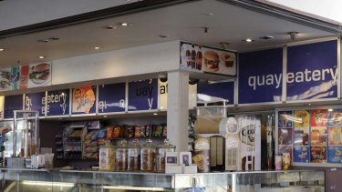 Quay Eatery, Wharf 5.