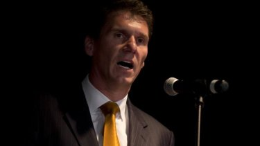Plans to back the changes proposed by crossbencher Bob Day: Senator Cory Bernardi.