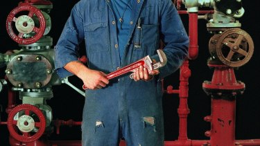 A plumber in NSW will charge an average of $78.84 an hour, according to serviceseeking.com.au.