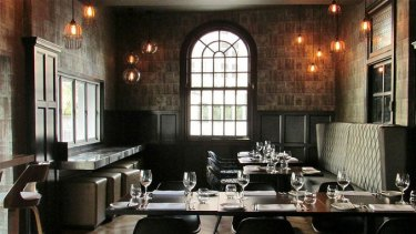 Off the beaten track in the base of the art deco New Inchcolm Hotel is this splendid intimate restaurant (with adjacent bar) packed with vintage charm and serving contemporary cuisine...