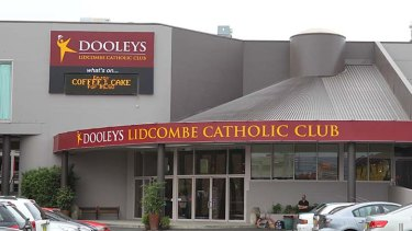Dooleys Lidcombe Catholic Club … against mandatory precommitment.