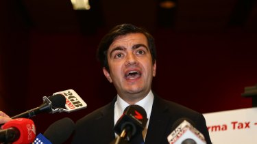 Senator Sam Dastyari questions whether banks should be in schools providing financial advice