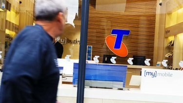 The telco had one of its best ever years in attracting customers.