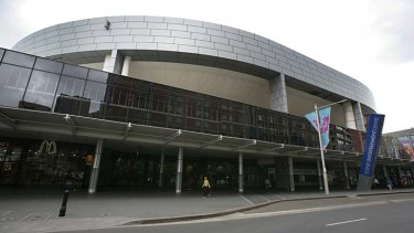 Sydney Entertainment Centre .. could be demolished.