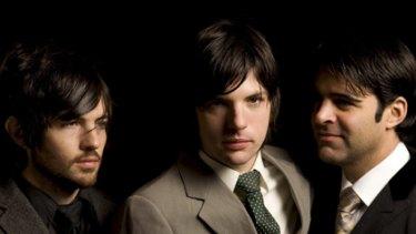 Scott Avett, Seth Avett and Bob Crawford love the pop-punk, porch-dwelling sound.