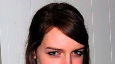 Rhiannon Moore ... the victim of debit card fraud.