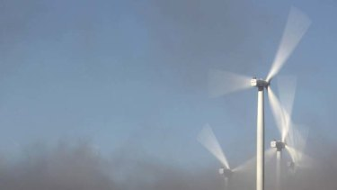 Any person living within a two-kilometre radius of a wind farm will have the right of veto.