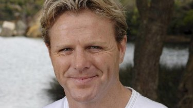 'Dark memory' ... Dermott Brereton has apologised for racial abuse.