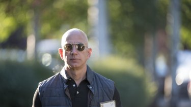 "The new headquarters would be a ""full equal"" to its Seattle office, says Amazon chief, Jeff Bezos."