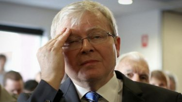 Kevin Rudd will face the royal commission inquiring into his government's botched pink batts insulation scheme.